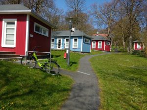 Bungalows Biologische Station Hiddensee
